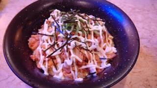 ゆか丼 (豚肉+TKG)