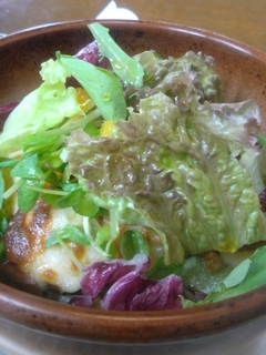 野菜ソムリエコースランチ
