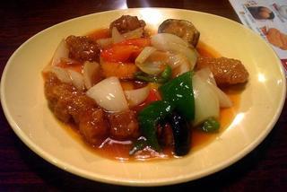 香港風酢豚