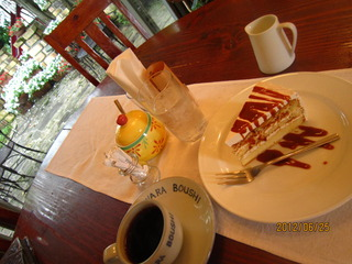 キャラメルケーキ