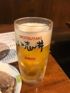 一番搾り生ビール
