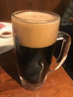 一番搾り黒ビール
