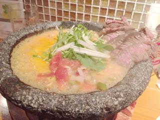メキシカン溶岩チーズ鍋