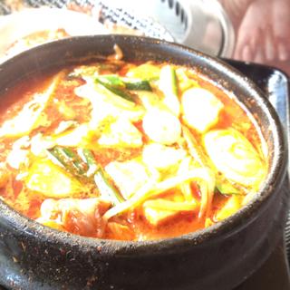 韓国スタミナチゲ