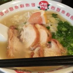 鶏パイタン麺