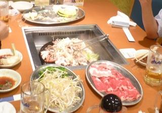 九州育ちの和味牛とラム肉・豚肉鉄板焼き