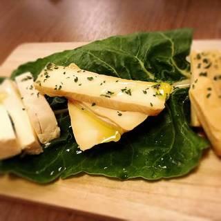 チーズ味噌漬け 3種