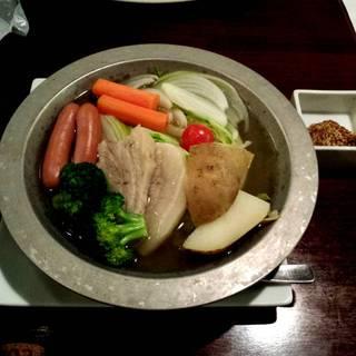 やまと豚とたっぷり野菜のポトフ