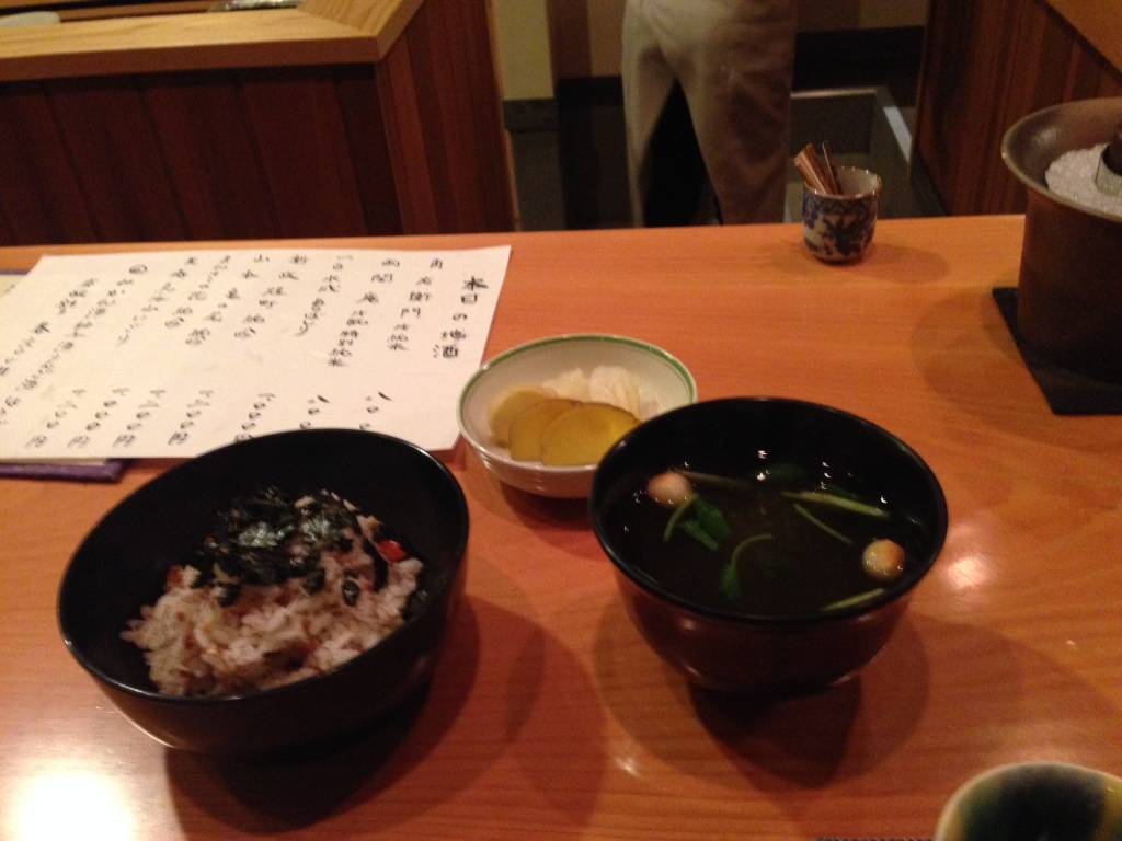ご飯セット(1)