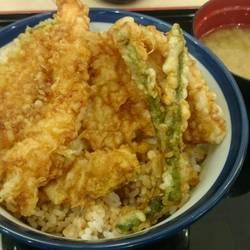 てんや 羽田空港第2ターミナル店