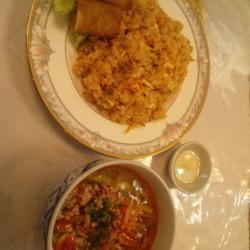 タイ王宮レストラン カポン