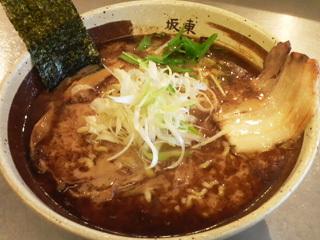魚豚骨しょうゆ麺