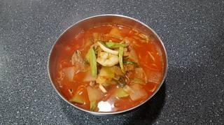 韓国チャンポン
