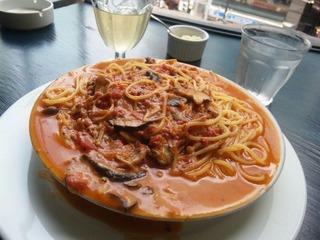 絶望のスパゲティー