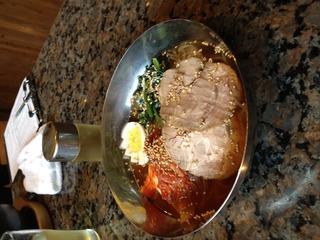 和牛食堂冷麺