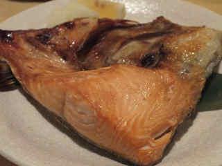 時鮭カマ焼き