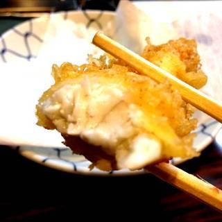 フグの天ぷら