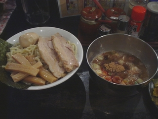 全部のせつけ麺
