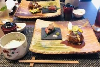 宮崎牛ハンバーグ&ステーキ