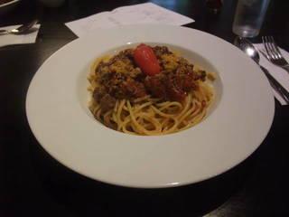 スパゲッティ ミートソースセット