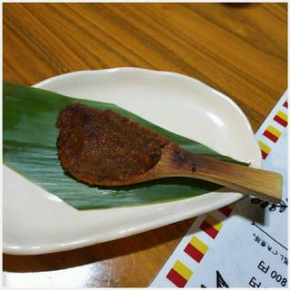 信州そば焼味噌