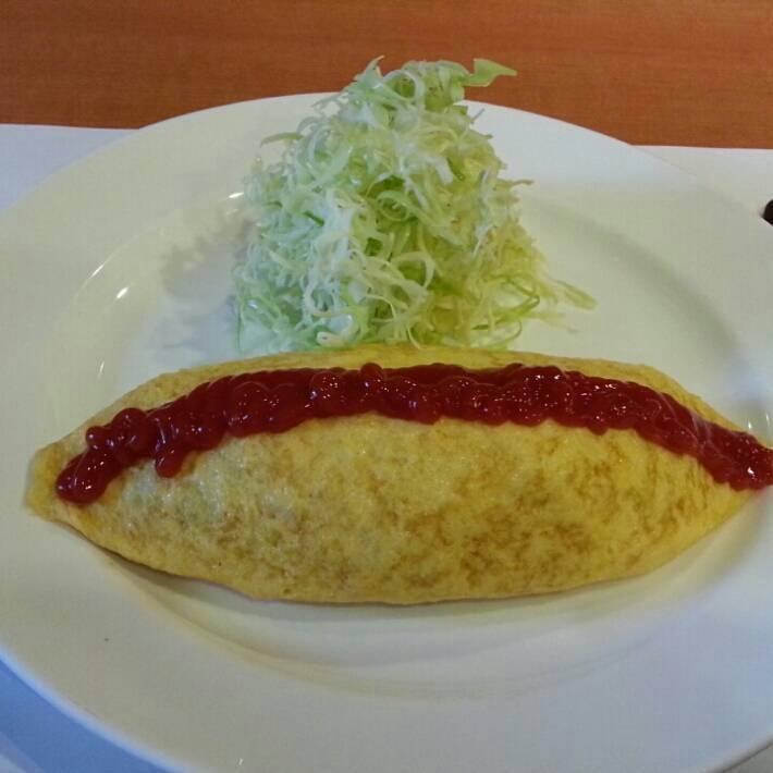 チキンオムライス