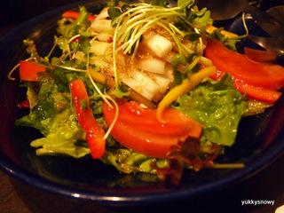 ジャコと大根のシャキシャキサラダ
