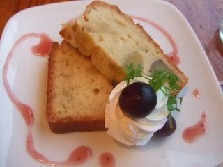 さつま芋と栗のパウンドケーキ