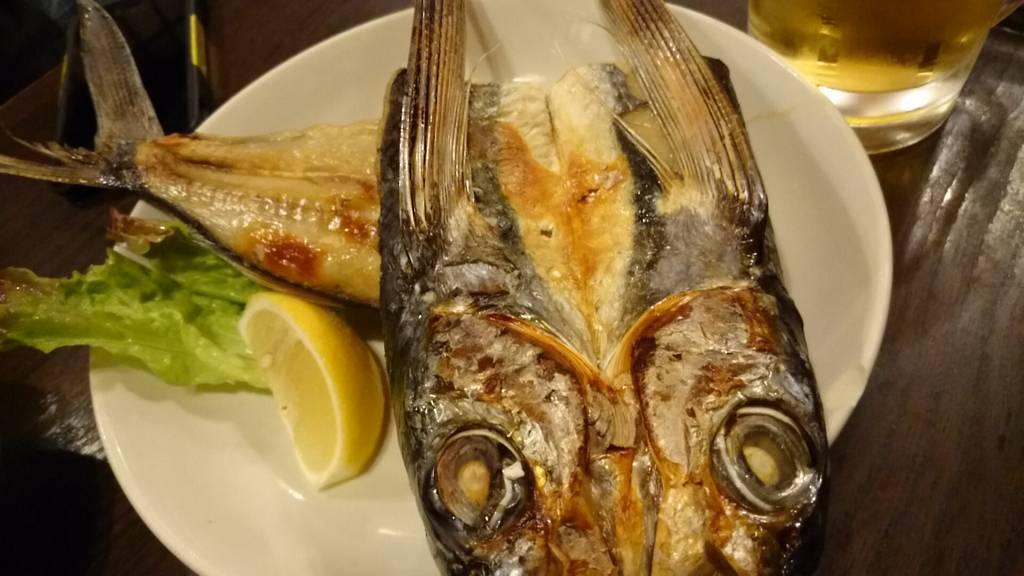 とび魚一夜干し