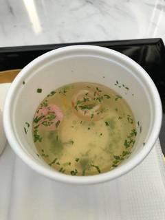 カツオ出汁スープ