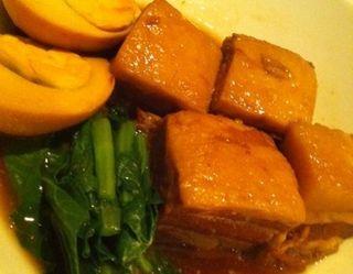 豚バラ肉のトロトロラフテー