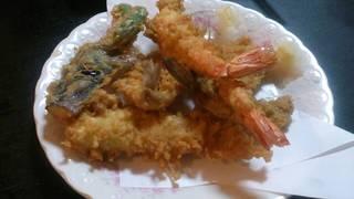 天ぷら盛りC