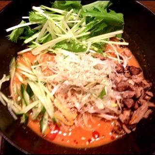 冷麺 担々麺