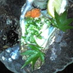 天然岩カキ