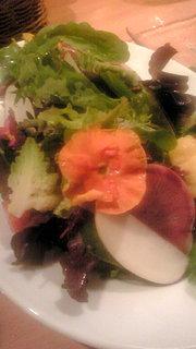 10品目のお野菜のカラフルなサラダ