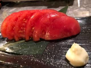 フレッシュトマトスライス