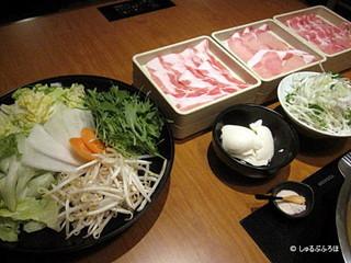 和豚もちぶた食べ放題コース