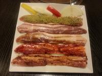 サムギョプサル食べ放題