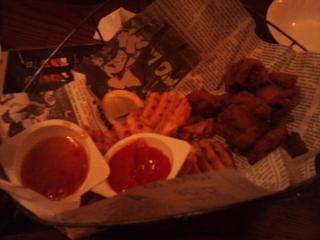 チキン&チップス CHICKEN&CHIPS