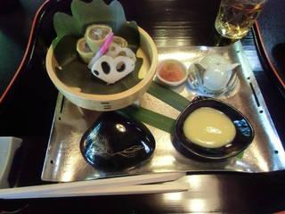 桜宿膳料理