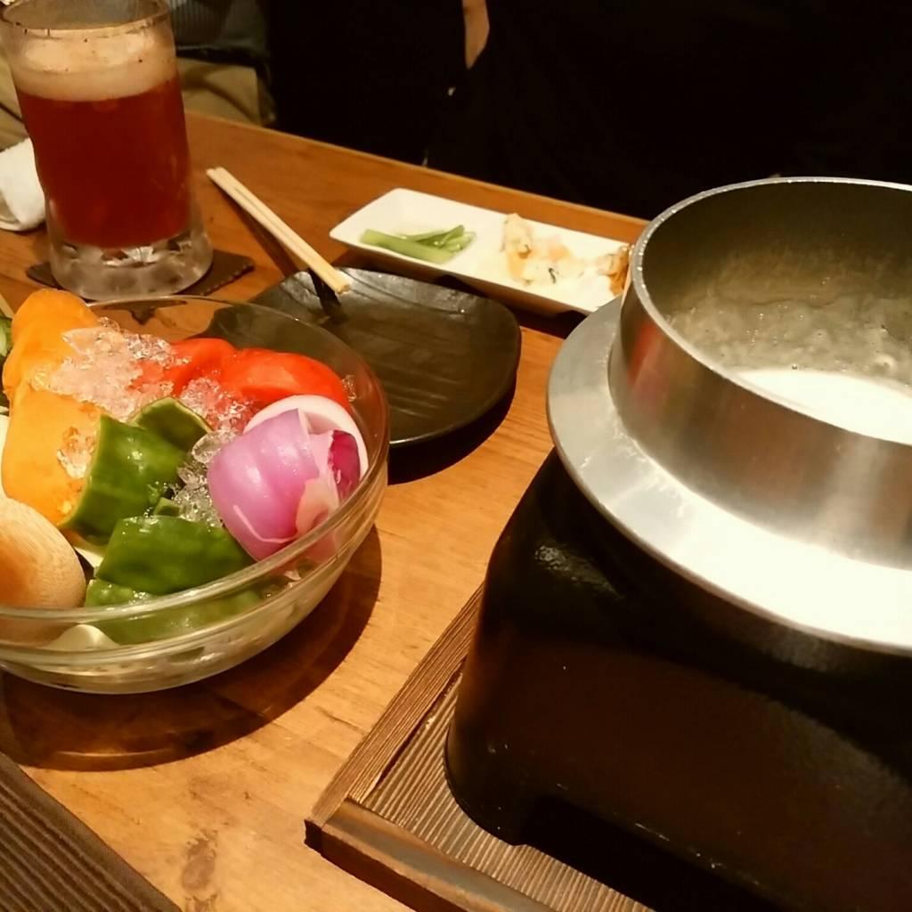 バーニャカウダー(冷菜)