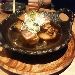黒豚バラ肉のとろとろ角煮