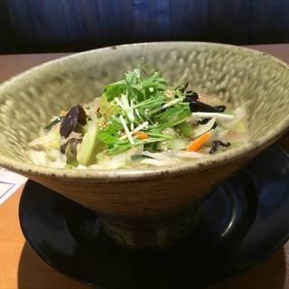 塩野菜タンメン
