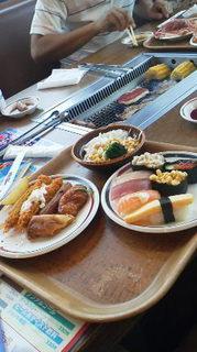 お寿司 フライ 焼肉