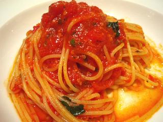 スパゲティアラビアータ