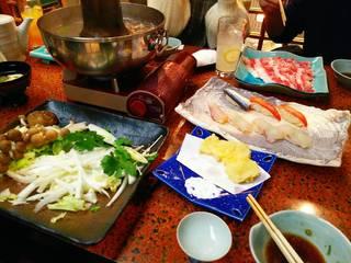 寿司&しゃぶしゃぶ食べ放題