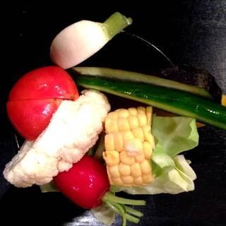 生野菜盛り合わせ
