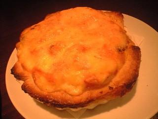 野菜とチーズのキッシュ