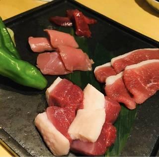 焼&鍋コース