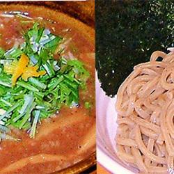ベジポタつけ麺 胚芽麺H-1